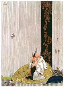 カイ・ニールセン – 青い帯 (Kay Nielsenより)のサムネイル画像