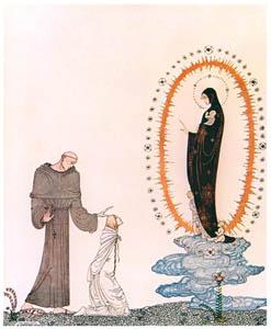 カイ・ニールセン – ラッシーと教母 3 (Kay Nielsenより)のサムネイル画像