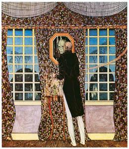 カイ・ニールセン – 笑わぬ男  (Kay Nielsenより)のサムネイル画像