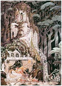 カイ・ニールセン – めっけ鳥 (Kay Nielsenより)のサムネイル画像