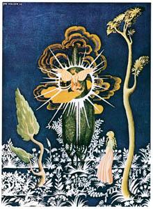カイ・ニールセン – 杜松の木 (Kay Nielsenより)のサムネイル画像