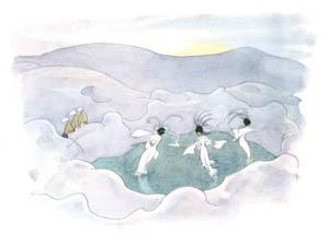 エルンスト・クライドルフ – 氷の精 (ふゆのはなしより)のサムネイル画像