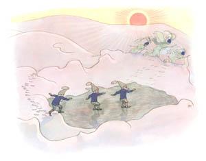 エルンスト・クライドルフ – 驚き (ふゆのはなしより)のサムネイル画像