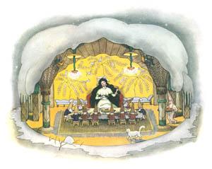 エルンスト・クライドルフ – 宴 (ふゆのはなしより)のサムネイル画像