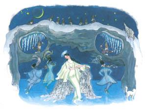エルンスト・クライドルフ – 氷のダンス (ふゆのはなしより)のサムネイル画像