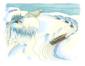 エルンスト・クライドルフ – そり滑り (ふゆのはなしより)のサムネイル画像
