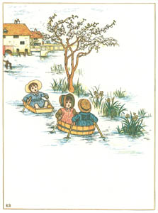 thumbnail Kate Greenaway – Yes, it is sad of them, Shocking to me [from Under the Window]