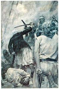 ハワード・パイル – 最期の戦い (HOWARD PYLEより)のサムネイル画像