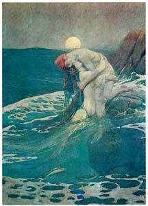 ハワード・パイル – 人魚姫 (HOWARD PYLEより)のサムネイル画像