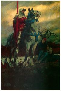 ハワード・パイル – ランカスターの到来 (HOWARD PYLEより)のサムネイル画像