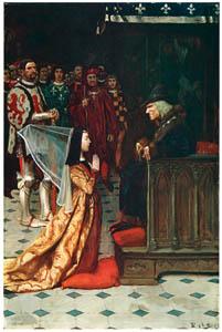 ハワード・パイル – 彼女を睨み付ける王 (HOWARD PYLEより)のサムネイル画像