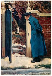 ハワード・パイル – 年老いたジェイコブ・ヴァン・クリークは、決して私たちの英雄着を好まなかった (HOWARD PYLEより)のサムネイル画像