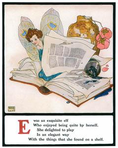 エドマンド・デュラック – Eはこの上なく素晴らしいエルフでした (Lyrics Pathetic & Humorous from A to Zより)のサムネイル画像