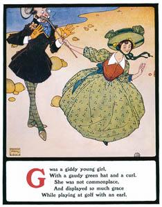 エドマンド・デュラック – Gは浅はかな若い少女でした (Lyrics Pathetic & Humorous from A to Zより)のサムネイル画像