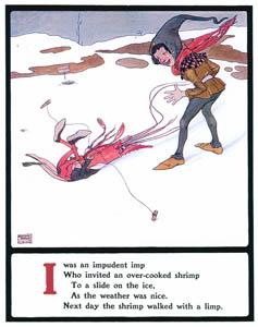 エドマンド・デュラック – Iは厚かましい小鬼でした (Lyrics Pathetic & Humorous from A to Zより)のサムネイル画像