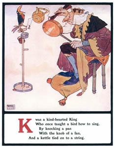 エドマンド・デュラック – Kは親切な国王でした (Lyrics Pathetic & Humorous from A to Zより)のサムネイル画像