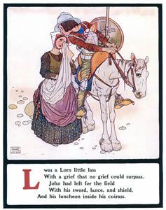 エドマンド・デュラック – Lは孤独な少女でした (Lyrics Pathetic & Humorous from A to Zより)のサムネイル画像