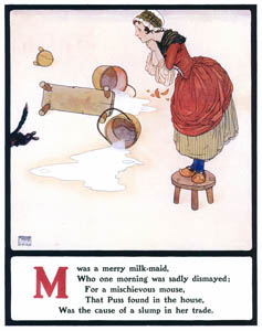 エドマンド・デュラック – Mは陽気な乳搾りの女でした (Lyrics Pathetic & Humorous from A to Zより)のサムネイル画像