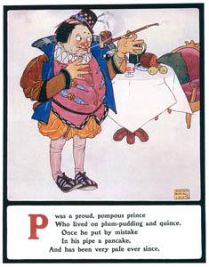 エドマンド・デュラック – Pは誇らしげで尊大な王子でした (Lyrics Pathetic & Humorous from A to Zより)のサムネイル画像