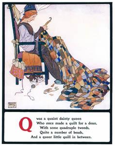 エドマンド・デュラック – Qは風変わりで上品な女王でした (Lyrics Pathetic & Humorous from A to Zより)のサムネイル画像