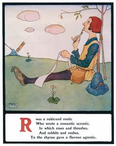 エドマンド・デュラック – Rは血色のよい田舎者でした (Lyrics Pathetic & Humorous from A to Zより)のサムネイル画像
