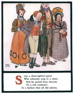 エドマンド・デュラック – Sは近眼の大地主でした (Lyrics Pathetic & Humorous from A to Zより)のサムネイル画像
