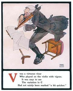 エドマンド・デュラック – Vは高潔な牧師でした (Lyrics Pathetic & Humorous from A to Zより)のサムネイル画像