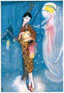 thumbnail Sudō Shigeru – Christmas Night [from Sudō Shigeru Lyric Art Book]