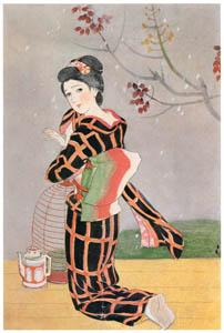 thumbnail Sudō Shigeru – Fled Birds [from Sudō Shigeru Lyric Art Book]