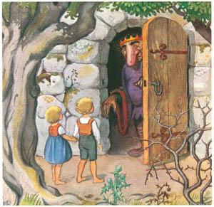 エルサ・ベスコフ – 挿絵5 (カイとカイサのぼうけんより)のサムネイル画像