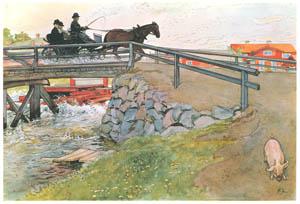 カール・ラーション – 橋 (Our Homeより)のサムネイル画像