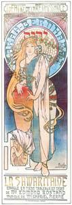 アルフォンス・ミュシャ – サマリアの女 (アルフォンス・ミュシャ イワン・レンドル・コレクションより)のサムネイル画像