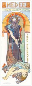 thumbnail Alphonse Mucha – MEDEE [from Alphonse Mucha: The Ivan Lendl collection]