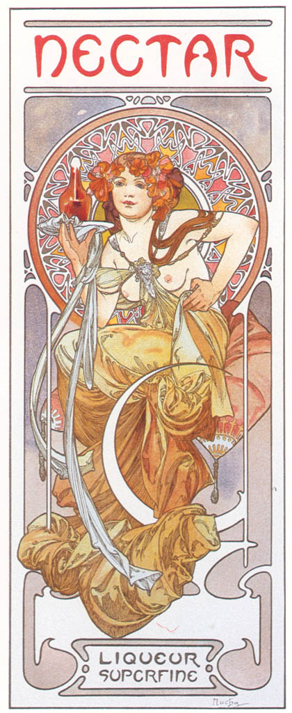 Alphonse Mucha – DOCUMENTS DECORATIFS 3 [from Alphonse Mucha: The Ivan Lendl collection]