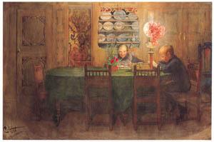 thumbnail Carl Larsson – Homework [from The Painter of Swedish Life: Carl Larsson]