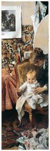 カール・ラーション – 小さなスザンヌ (スウェーデンの国民画家 カール・ラーション展より)のサムネイル画像