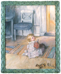 thumbnail Carl Larsson – Pontus [from The Painter of Swedish Life: Carl Larsson]