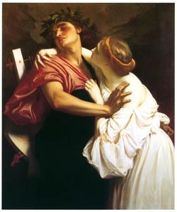 フレデリック・レイトン – オルフェウスとエウリュディケ (Frederick Lord Leightonより)のサムネイル画像
