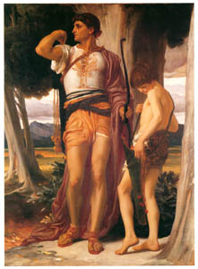 thumbnail Frederic Leighton – Jonathan's Token to David [from Frederick Lord Leighton]