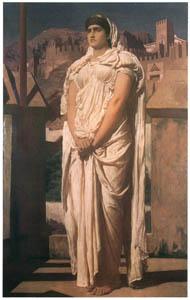 フレデリック・レイトン – クリュタイムネストラ (Frederick Lord Leightonより)のサムネイル画像