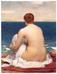 フレデリック・レイトン – プサマテー (Frederick Lord Leightonより)のサムネイル画像
