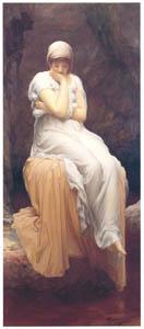 フレデリック・レイトン – 孤独 (Frederick Lord Leightonより)のサムネイル画像