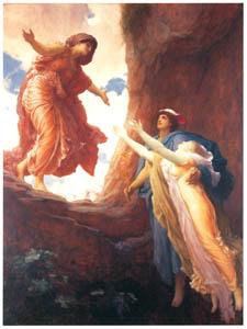 フレデリック・レイトン – ペルセフォネの帰還 (Frederick Lord Leightonより)のサムネイル画像