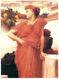 thumbnail Frederic Leighton – At the Fountain [from Frederick Lord Leighton]