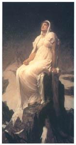 thumbnail Frederic Leighton – The Spirit of the Summit [from Frederick Lord Leighton]