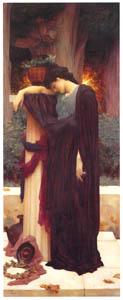 フレデリック・レイトン – 涙 (Frederick Lord Leightonより)のサムネイル画像