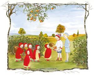 ジビュレ・フォン オルファース – 挿絵5 (かぜさんより)のサムネイル画像