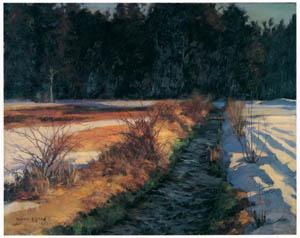 thumbnail Wada Eisaku – Landscape [from Retrospective Exhibition of Wada Eisaku]