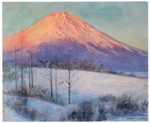 thumbnail Wada Eisaku – Dawn [from Retrospective Exhibition of Wada Eisaku]