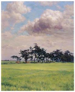 thumbnail Wada Eisaku – Summer Clouds [from Retrospective Exhibition of Wada Eisaku]